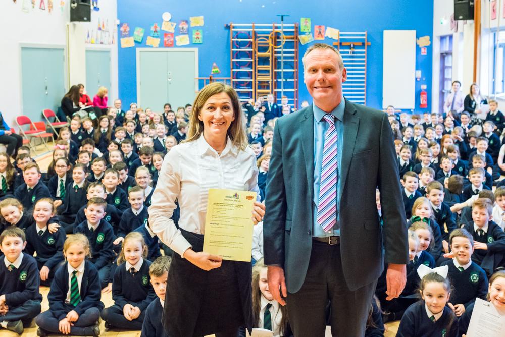 St Patricks Primary School Derry